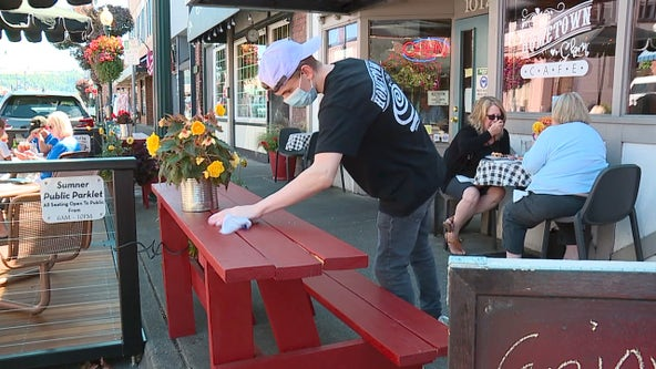 Parklets could be lifeline to sustain small town businesses