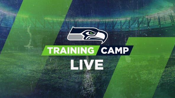 Watch Seattle Seahawks Training Camp Live on Q13 FOX