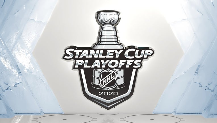 NHL Stanley Cup Playoffs 2020 graphic