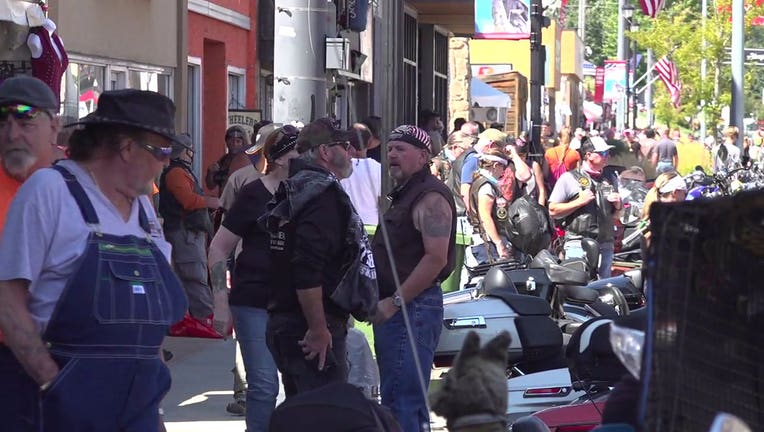 Sturgis Motorcycle Rally amid COVID-19