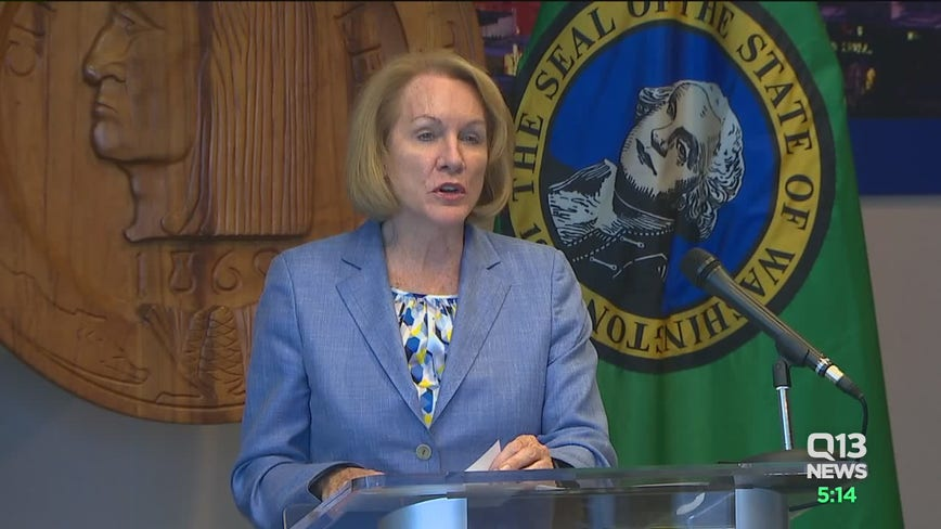 Seattle mayor, police chief urge slow down of police cuts