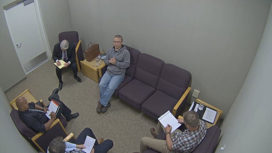 Fired Minneapolis officer recounts death of George Floyd in interrogation video
