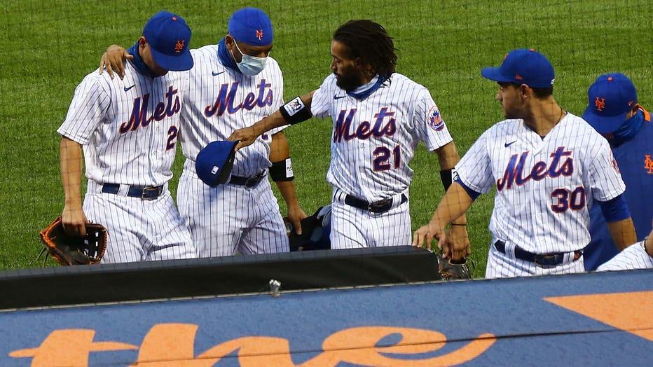 192e3e05-Miami Marlins v New York Mets