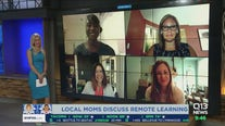 How local moms are handling remote learning