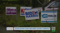 Voter registration records statewide