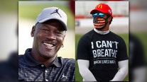 Michael Jordan joins NASCAR as team owner; Bubba Wallace to drive for him