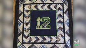 Family's cherished 12s quilt in memory of late father goes missing
