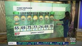 Grace Lim Sunday forecast