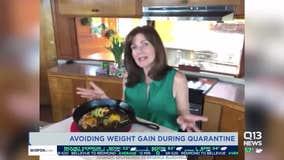 Healthy Living: Avoiding the Quarantine 15