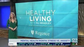 Healthy Living: Stress vs. Anxiety