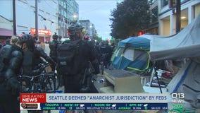 Feds deems Seattle, Portland as anarchist jurisdiction
