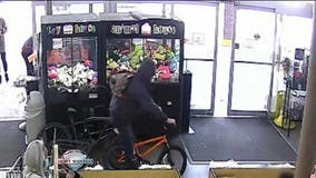Crime Stoppers of Tacoma-Pierce County surprises bike theft victim; help ID suspect