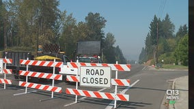 SR 410 to remain closed into next week between Sumner and Bonney Lake