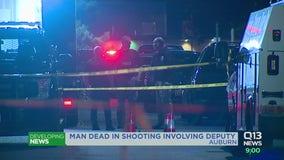 King County deputy fatally shoots man in Auburn while responding to gunshots