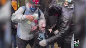 Watchdog: Seattle officer's pepper-spraying of child was unintended