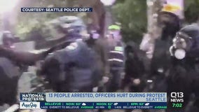 Unrest in Seattle after Breonna Taylor decision