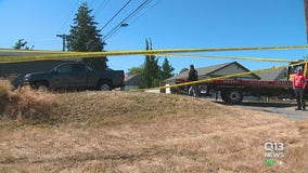 Home searched as case of missing pregnant woman from Pierce County now considered a homicide