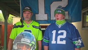 12s adapting to cheering on the Seahawks remotely