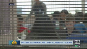 Some students get to go back to school in Pierce Co., but not the way they're used to