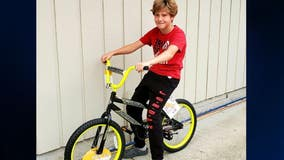 Crime Stoppers of Tacoma-Pierce County surprises teen bike theft victim; help ID suspect