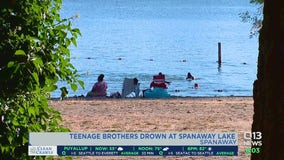 Teenage brothers drown in Spanaway Lake