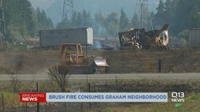 Families unsure where to begin picking up the pieces after destructive Graham brush fire