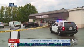 Deadly shooting at Auburn convenience store