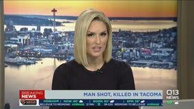 Man shot, killed in Tacoma