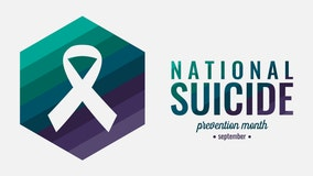 Healthy Living: Suicide Prevention Month