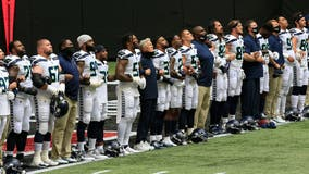 Seahawks, Falcons honor late civil rights icon