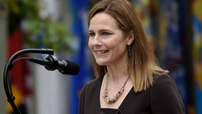 'I am truly humbled by the prospect': Amy Coney Barrett accepts Supreme Court nomination