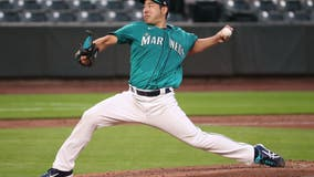 Kikuchi strikes out 7, Mariners beat Rangers 6-3