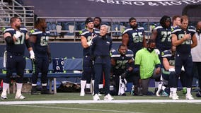 'Sometimes you've got to get coached up:' Seahawks head coach apologizes for mask violation after NFL fines