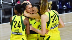 Storm edge Lynx at Buzzer; Aces even series with Sun