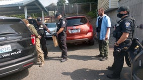 CAPTURED: WMW fugitive Christopher Franze arrested in Federal Way