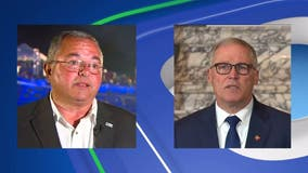 Culp, Inslee agree to televised gubernatorial debate on Oct. 7