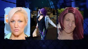 Natasha Oakley: Wig-wearing woman wanted by FBI, accused of trying to smuggle drugs into federal prison