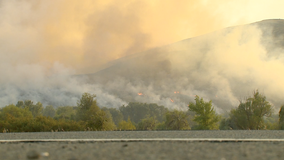 Evans Canyon Fire 40 percent contained as high winds expected in Kittitas, Yakima County