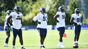 Commentary: Disrespected all offseason, it's time for Seahawks defensive line to shine