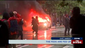 The Divide: Feds crack down on Seattle rioters
