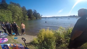Medical examiner identifies 2 teenage brothers who drowned in Spanaway Lake