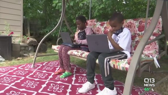 Emotional Wellness Program helps students in Kent express their feelings during remote learning