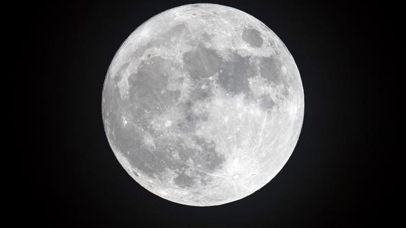 New measurements show moon has hazardous radiation levels