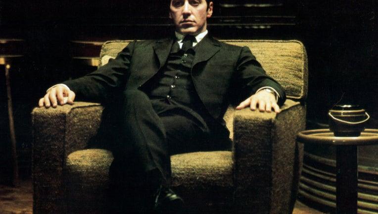 Al Pacino In 'The Godfather: Part II'