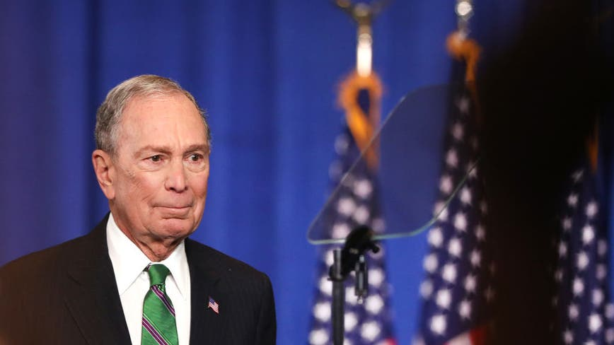Former Democratic presidential candidate Bloomberg to spend at least $100M to help Biden campaign in Florida