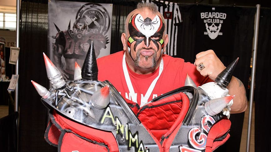 WWE legend Road Warrior Animal passes away