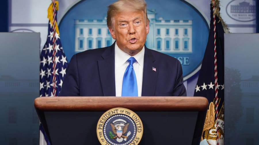 Trump declines to commit to peaceful transfer of power if he loses election
