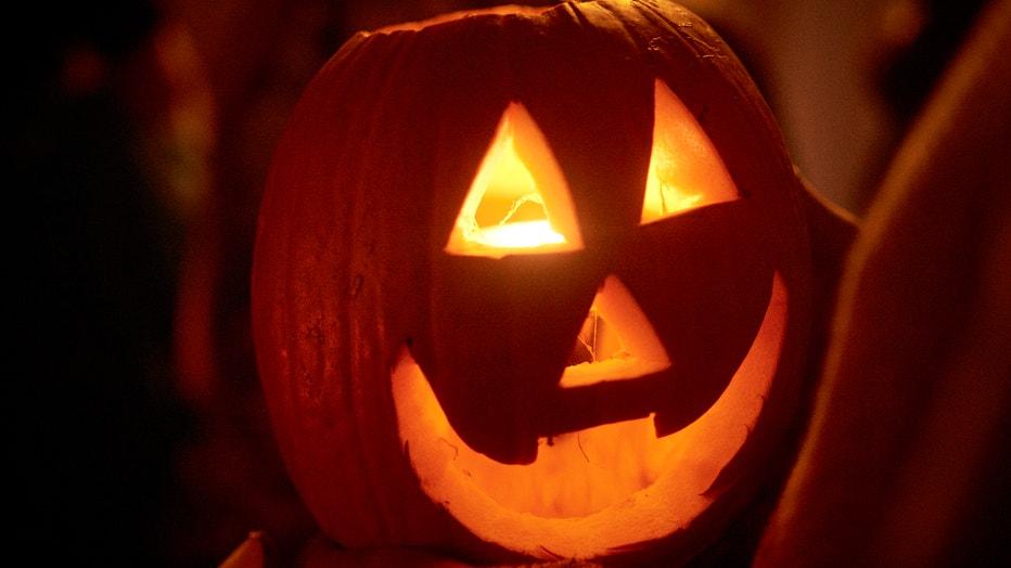 GETTY Halloween