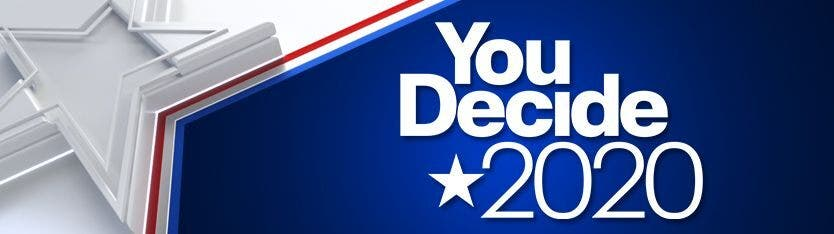 You Decide 2020: Voter Guide