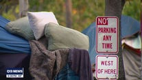 Frustration grows in residents over homeless encampments in city parks